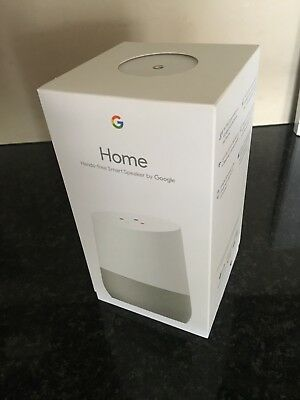 Google Home Sprachassistent