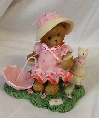 Cherished Teddies Kay 2009 Love Letters From The Heart NIB Hard to Find  CHARITY