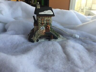 Dept 56 The Dickens Village Series The Maltings House Building in Box