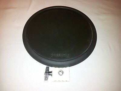 Roland PD-9 V-Drum Dual Trigger 10 Zoll Drum Tom Cymbal Pad (1)