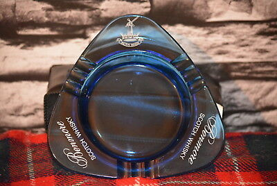 Benmore Scotch Whisky Ashtray Aschenbecher Keramik Glas #c0246