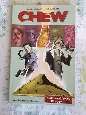 Chew Volume Two - International Flavor - John Layman Roy Guillory - RRP £11.99