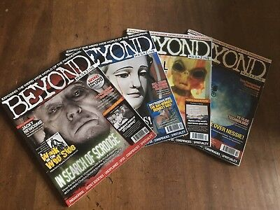 Beyond Magazine 4 Issues