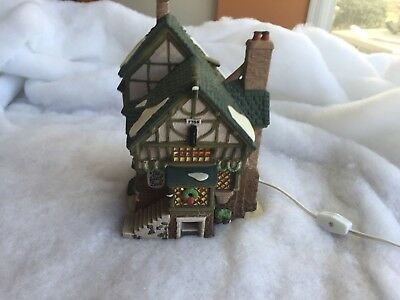 Dept 56 Heritage Dickens Village The Pied Bull Inn - 2nd edition 1993