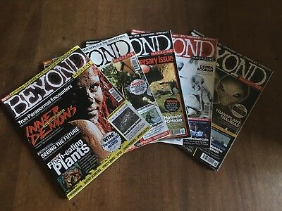 Beyond Magazine 5 Issues