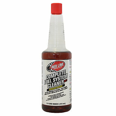 RED LINE SI-1 Fuel System Cleaner Treatment Additive 443ml Bottle