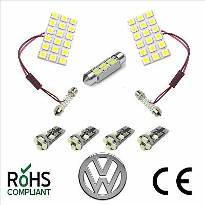 VW T5 T5.1 T6 Transporter Ultra Bright 7 x LED Interior Lighting Upgrade Kit