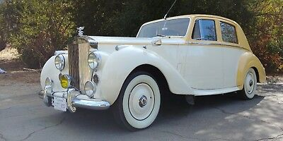 "1955 Rolls-Royce Dawn  ""One of the last ten before production was ceased of these models."""