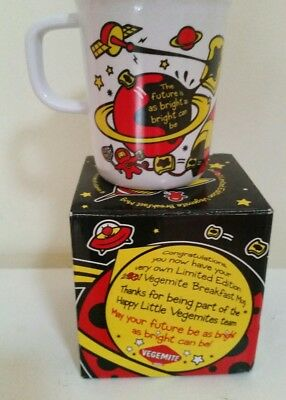 COLLECTABLE vegemite commemorative cup