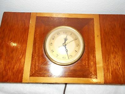 Rare ' Whitehall Hammond Synchronous Movement One Of A Kind Beautiful Wood