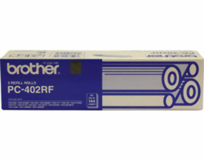 Brother PC-402RF Refill Rolls For Brother 645/685/ Fax & MFC