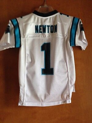 big sale b1a07 f940b official store cam newton jersey youth small 6997b 98fe9