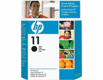 HP c4810a - No 11 Black Ink Printhead