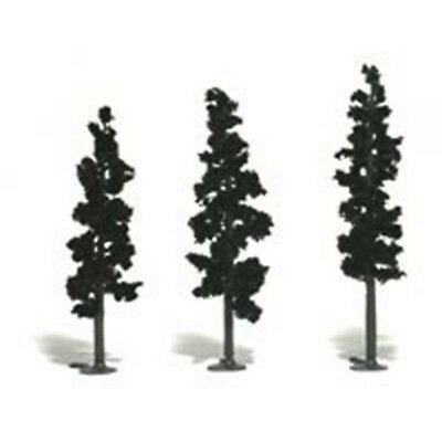 "Woodland Scenics TR1113 Forest Green Conifer Tree Kit, 2-1/4""-4"" (24)"