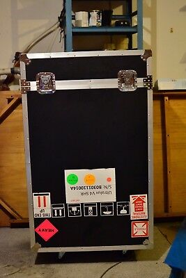 Large Road Flight Case or Shipping Crate