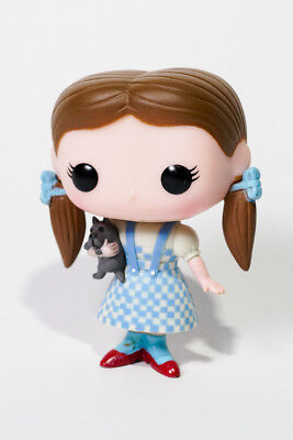 Funko Pop! Dorothy & Toto The Wizard of Oz Movies #07 Vaulted OOB