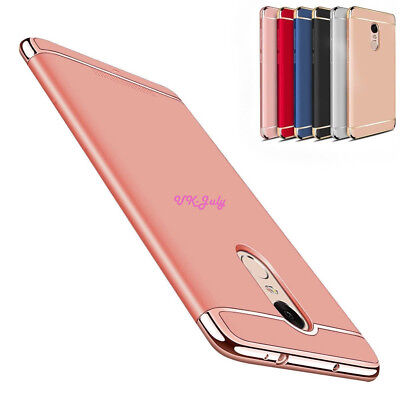 Slim Matte Hybrid Shockproof Rugged Case Cover For Xiaomi Redmi Note 3 4 4X 4A