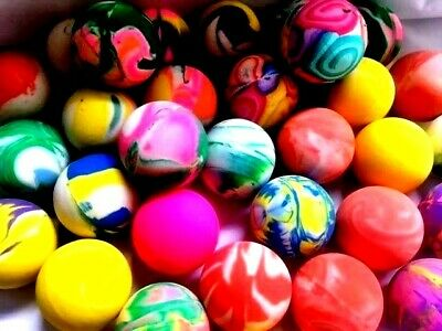 Bouncy Jet Party Balls Party Loot Bag Fillers Boys Girls Birthday Toys