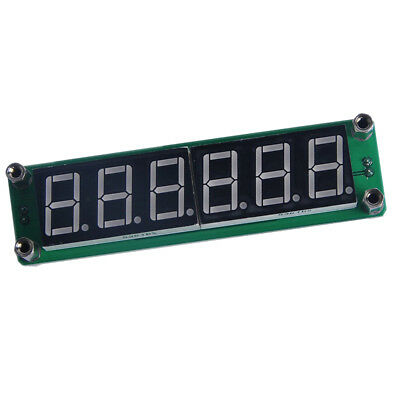 1~1000MHz Signal Frequency Counter Cymometer meter 6 LED FOR Ham Radio Blue