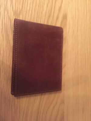 John Lewis Made in Italy Leather Wallet