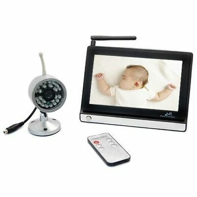 "7"" TFT LCD Wireless Camera Receiver Video Audio Digital Infant Baby Monitor Hot"