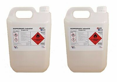 10L (JERRY) IPA-Isopropyl-Alcohol-Isopropanol-Pharma Quality Product