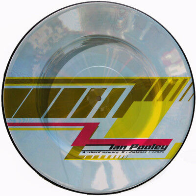 RARE PICTURE DISC - Ian Pooley – Chord Memory - Force Inc. Music Works – VÄTH