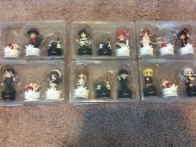Clamp chess Piece Lot, chobits, card capture, and more