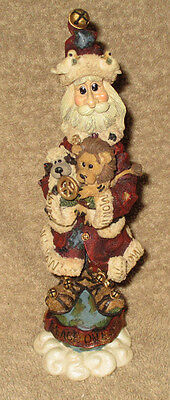 Boyds Bears & Friends The Sixties Santa The Folkstone Collection (CS-A)