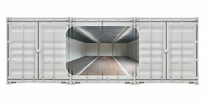 40ft x 24ft Shipping Container - Space - Office - Workshop - Storage *inc VAT*