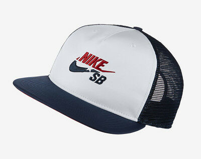 NIKE SB SNAPBACK Hat Olympic USA Blue White Red 877113-100 -  38.00 ... 8565f9edee1