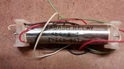 *lot Of 4* Wabash 464-8-1 Reed Relay 1-660-9038 - **new** 30 Day Warranty**