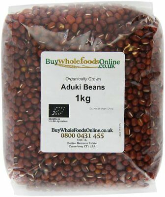 Buy Whole Foods Organic Aduki Beans 1 Kg