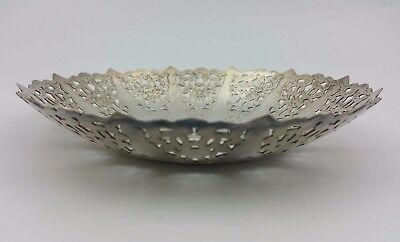 VTG Meridional Silverplate Serving Dish 5.75""