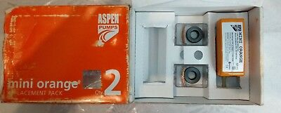 New mini orange condense pump replacement pack 1 pump 2 reservoir's free postage