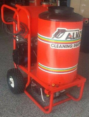 Used Alkota 4182 Hot Water Electric / Diesel 4GPM @ 1800PSI Pressure Washer