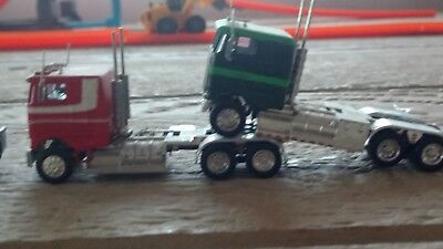 1/87 ho scale cabover trucks