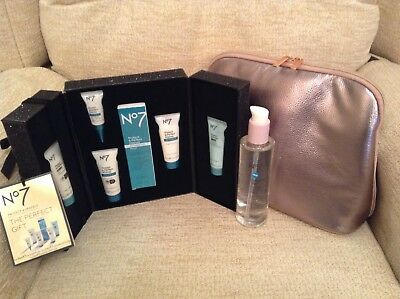 BN No7 protect & perfect Skincare Collection Gift Set day night eye cream