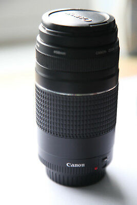 Canon EF 75-300mm f/4-5.6 III Zoom Lens F4-5.6 for EOS DSLR