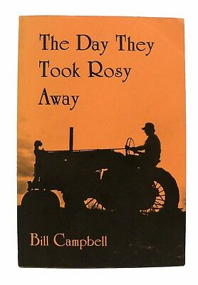 Signed Book by Bill Campbell - Quad City Times - Galesburg Illinois - Cartoonist