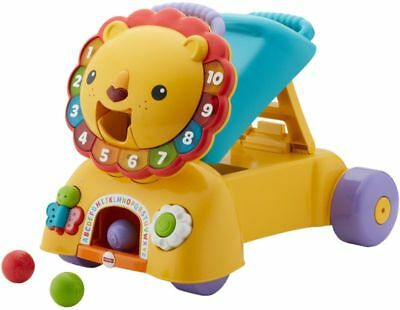 Fisher-Price 3-In-1 Sit, Stride &Amp; Ride Lion Toy