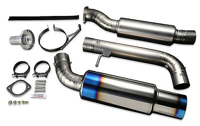 TOMEI TITANIUM EXHAUST for Nissan 370Z Z34 VQ37 VQ37HR