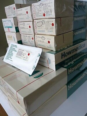 """STRYKER HOWMEDICA (11 boxes) Austin Moore Implants """"GROUP A """""""