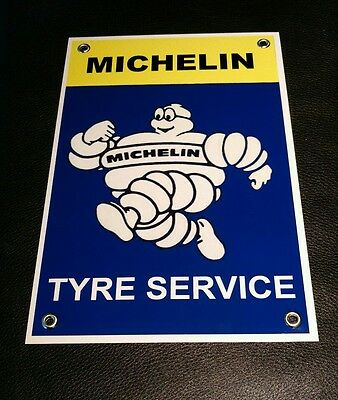 Michelin Tire Tyre Service sign