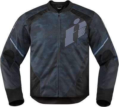Icon Overlord Primary Textile Motorcycle Riding Jacket
