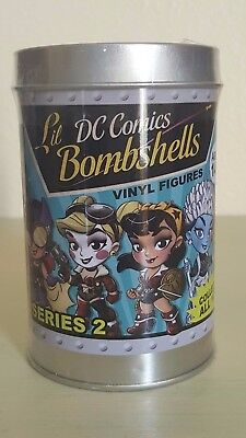 New! Nycc 2017 Exclusive Cryptozoic Lil Dc Comics Bombshells Lois Lane Le 300