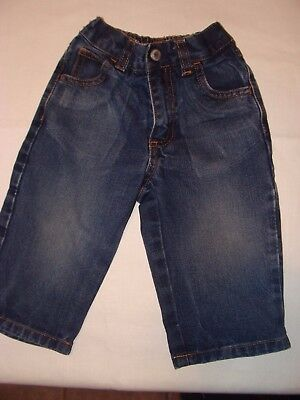 Old Navy Blue Jeans Baby Boy 12 - 18 Months