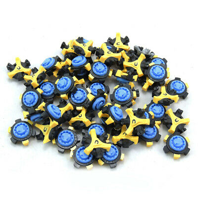 14Pcs Golf  Shoe Spikes Replacement Champ Cleat Fast Twist Tri-Lok For Foot joy