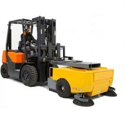 Forklift Sweeper Extreme In Stock Sydney