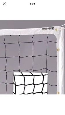 Gold Medal Pro Power 2 Volleyball Net New